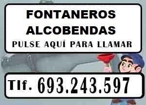 Fontaneros Alcobendas 24 HORAS Urgentes