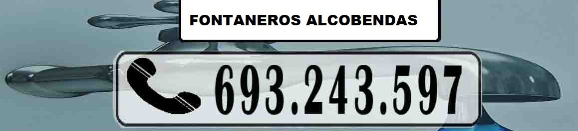 Fontaneros Alcobendas Madrid Urgentes